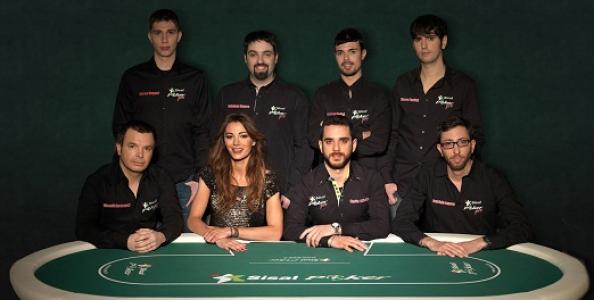 Segui il Team Pro Sisal alle WSOP!