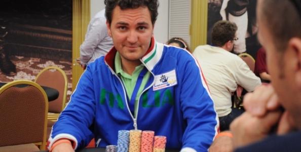 King of poker Budva – Fabio Coppola in testa al Day1B, tiene Giancarlo Fisichella