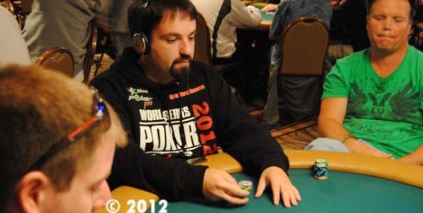 """WSOP 2012 – Crisbus subito ai tavoli: """"Attenti alle strutture veloci"""""""