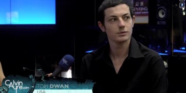 "Tom ""durrrr"" Dwan: «Sono pronto a tornare al poker online!»"