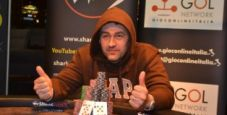 Fabio Mauro vince il Re Mida Deep Challenge