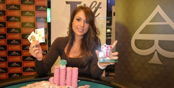 Tilt Poker Cup Snai – Francesca Pacini mette tutti in fila!