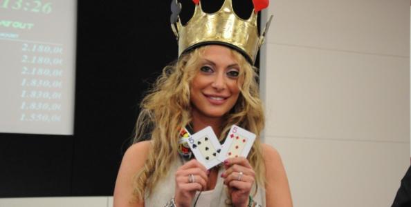 King of Poker Budva – Trionfa Francesca Fratazzi, Ziarati runner up