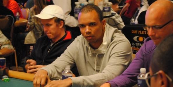 WSOP 2012: Phil Ivey è tornato ai tavoli, ma non concede interviste!