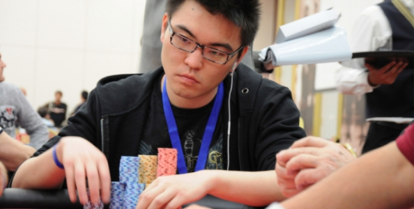King of Poker, buona la prima. In testa al count c'è Marco Tchen