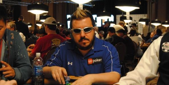 """WSOP 2012 – Max Pescatori OUT in bolla! """"Aggredisco i tornei piccoli e le varianti"""""""