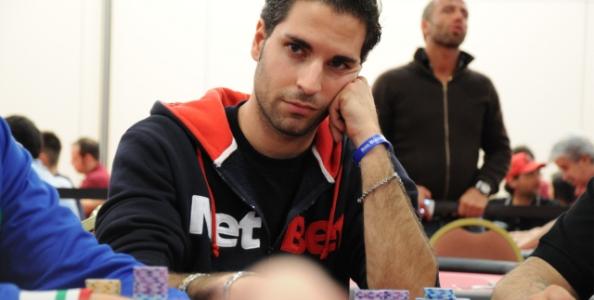 """King of Poker Day 2, si chiude in ventuno – la vetta è per Saman """"Ottodix"""" Ziarati"""