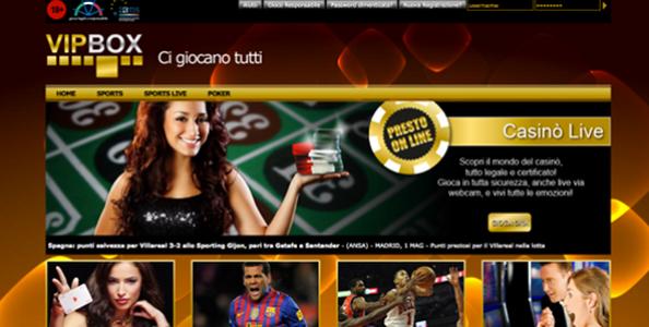 Accordo Scommettendo-CM Gaming: è online VipBox.it!