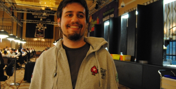 WSOP 2012: Marigliano e Visdiabuli ITM e in corsa all'evento #3
