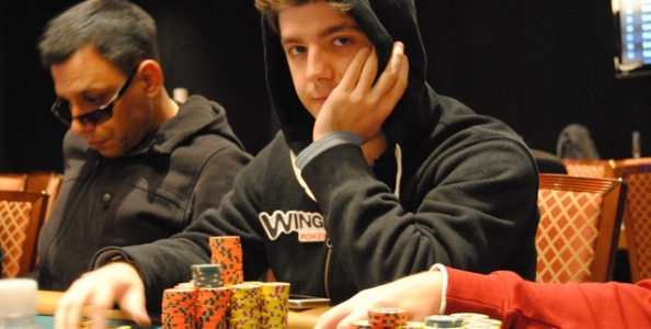 WSOP 2012: Rocco Palumbo nei 16 left all'evento 44!