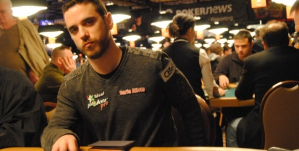 WSOP 2012 – Dario Alioto spiega il bluff nel Seven Card Stud