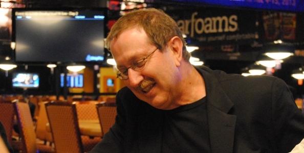 WSOP 2012 – Norman Chad, voce ESPN, va ITM!