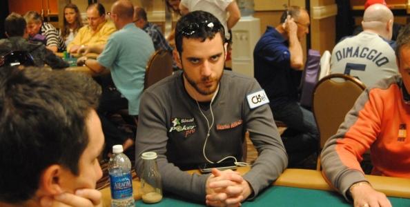 WSOP 2012 – Quando un errore ti salva il torneo: una mano di PLO Hi-Lo con Dario Alioto
