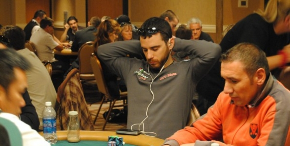 Dario Alioto in the money nell'Omaha Hi-Lo da 5.000$!