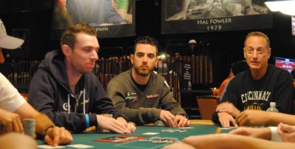 WSOP 2012 – Alioto si ferma 64°, niente da fare neanche per i compagni
