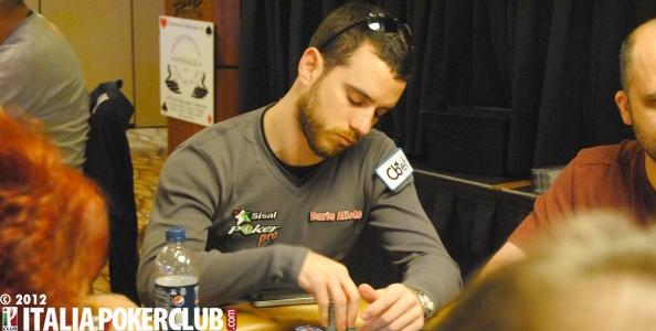 """WSOP 2012 """"Sì, credo di aver capito qualcosa in più degli altri nell'Omaha"""" – Dario Alioto spiega il perché di tanti successi"""