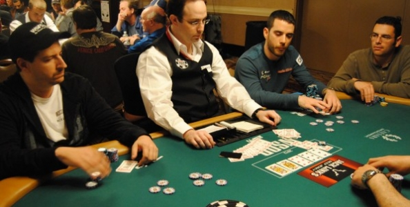 WSOP 2012 – Dario Alioto big stack al day2 dell'evento #8