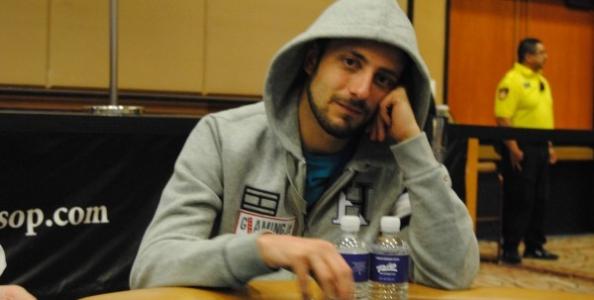 WSOP 2012 – Un'altra mano di Andrea Dato al 5/10: quando foldare KK
