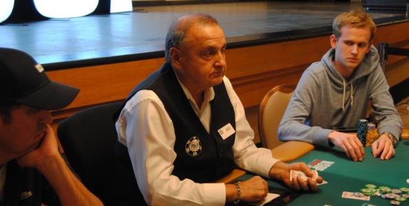 """WSOP 2012 – Ari, un dealer italiano emigrato a Las Vegas: """"Non ho trovato la fortuna, ma sono contento"""""""