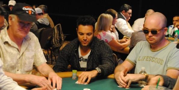 """WSOP 2012 – Fabrizio Baldassari sulle partite truccate: """"L'online è più sicuro del poker live!"""""""