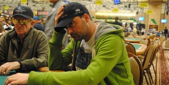 "WSOP 2012 – Cristiano Blanco arriva a Vegas: ""Punto ai tornei limit"""
