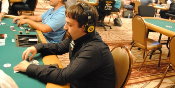 WSOP 2012 – Cristiano Guerra: come massimizzare TPTK in un Heads Up da 10.000$