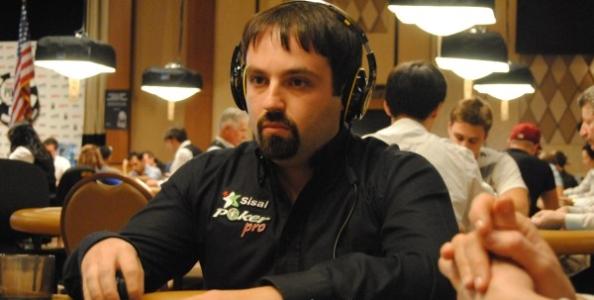 "WSOP 2012 – Cristiano Guerra in badrun: ""Bisogna stringere i denti"""