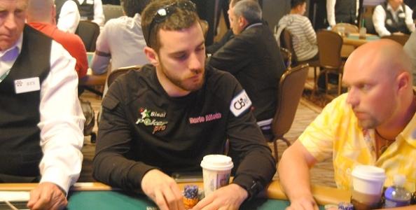 WSOP 2012 – Dario Alioto vs Barry Greenstein: una lettura a Seven Card Stud Hi/Lo