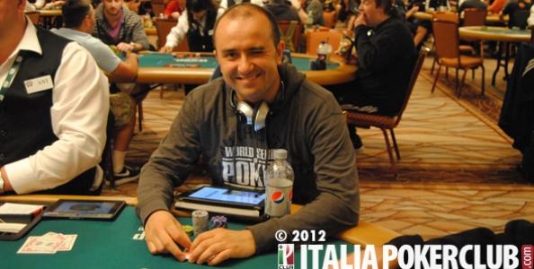 WSOP 2012 – Bene Wodimello e Alioto, Irene Baroni sfortunata!
