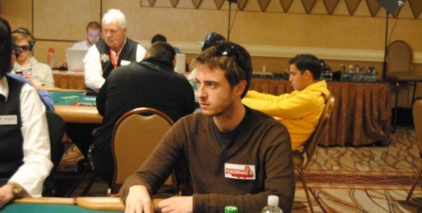 """WSOP 2012 – [Dario] Diofebi: """"Il field al cash game conviene durante le WSOP"""""""