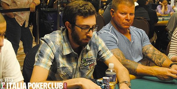 """Gabriele """"Galb"""" Lepore al day 3 nel Millionaire Maker delle WSOP!"""