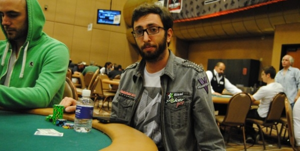 WSOP 2012 – Galb si ferma Heads Up, Alioto al Day2