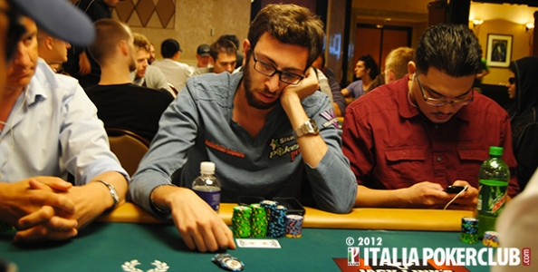 WSOP 2012 – Gabriele Lepore: massimizzare il bottom set