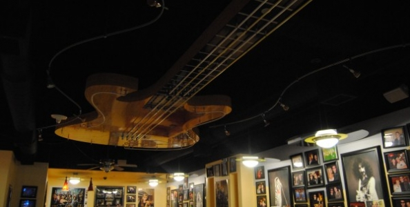 WSOP 2012 – Rock And Roll Cafè: un locale italiano a Las Vegas
