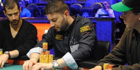 Sfuma il sogno del braccialetto WSOP: Longobardi sesto con molto rammarico
