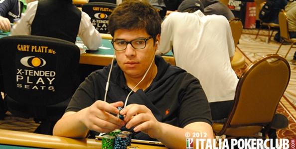 """Mustapha Kanit: """"Se in Italia ci fosse un 100 € rebuy sarebbe il mio torneo preferito!"""""""
