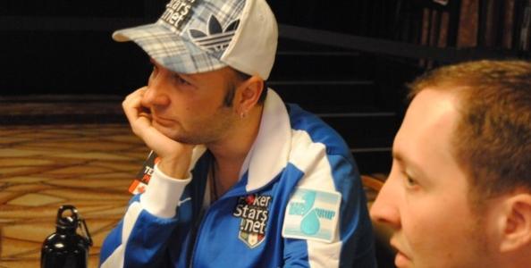 WSOP 2012 – Daniel Negreanu alla caccia del quinto braccialetto… con la maglia dell'Italia!