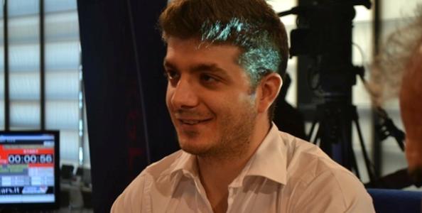 Rocco Palumbo inizia bene a Vegas: 30.000 $ per lui!