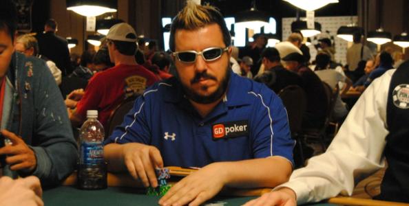 WSOP 2012 – Max Pescatori e un brindisi con Phil Hellmuth