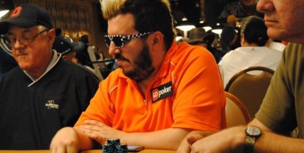 WSOP 2012 – 4 giugno: Prima bandierina per Galb, Max Pescatori vuole il terzo braccialetto!