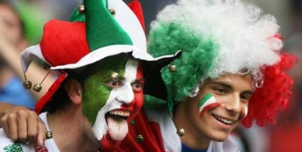 Il Poker tifa Italia – Esplodono le bacheche di Facebook per la vittoria azzurra