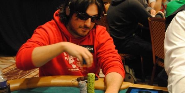 """WSOP 2012 – """"Molto meglio sponsorizzare giocatori-ambasciatori!"""" parla Giovanni Rizzo, neo-pro di GDpoker"""