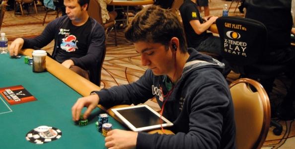 """WSOP 2012 – Rocco Palumbo: """"Vincere un EPT è più difficile!"""""""