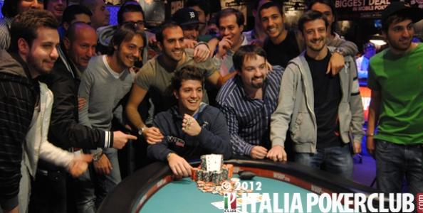 Rocco Palumbo vince il braccialetto WSOP all'evento 44!