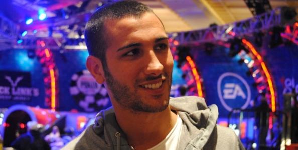 """WSOP 2012 – Evento #23, Sammartino finisce 44°: """"Elky è la mia bestia nera"""""""