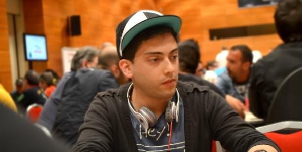 Gli Assi di PokerClub battezzano San Marino – Ferdinando Ullo in testa al termine del Day 1