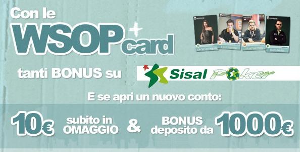 WSOP+ Card: regolamento completo