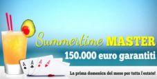 """Antonino74"" vince il Summertime Master, Davide Nutarelli 1° nell'High Roller!"