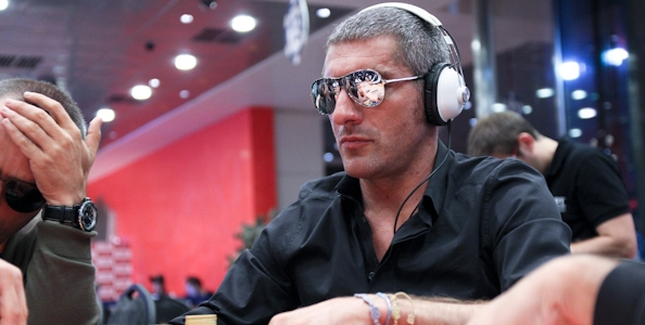 WPT National Day2: Alessandro Ferraresi guida i 37 left