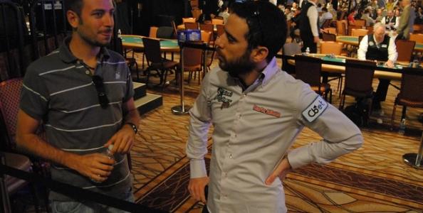 WSOP 2012 – Il bilancio di Dario Alioto